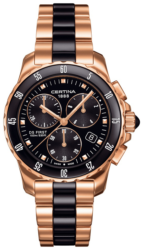 Certina швейцарские часы купить в Москве, в магазинах Тайм