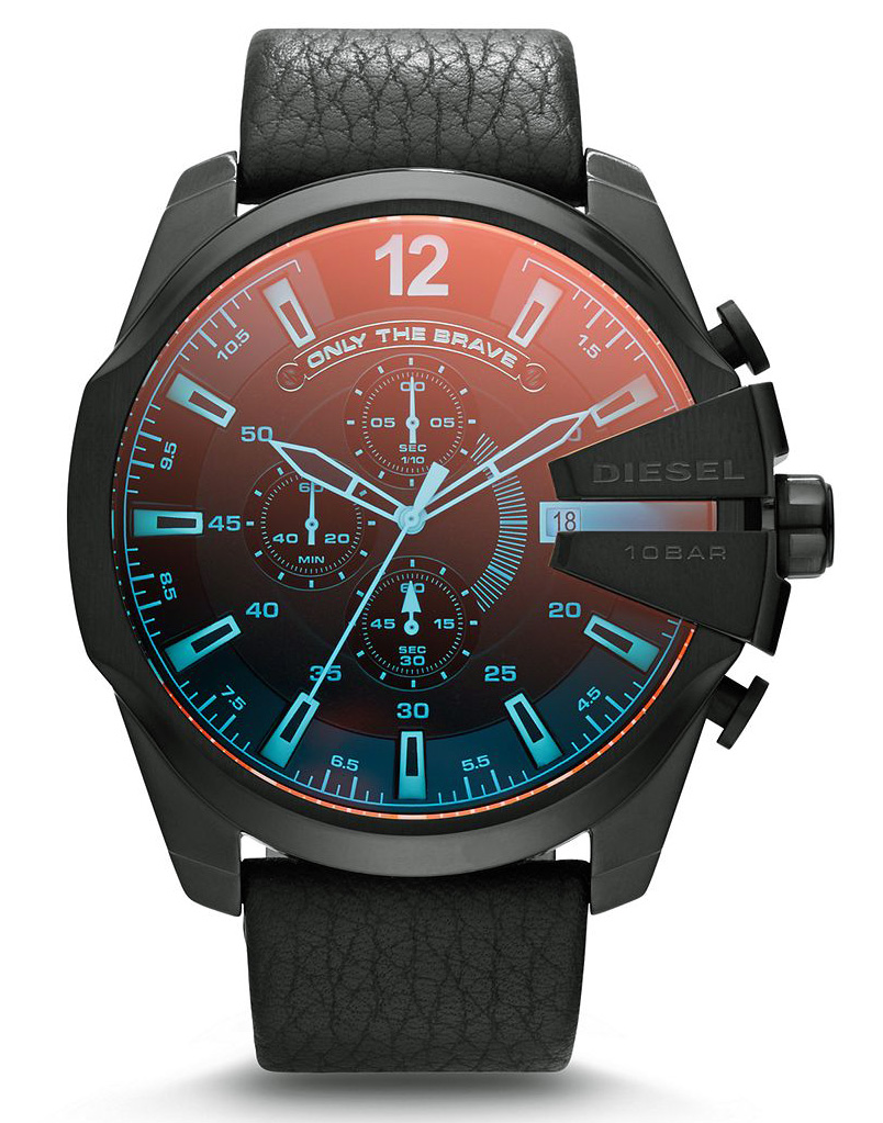 Часы diesel 10 bar 330 feet water resistant коллекция 2019