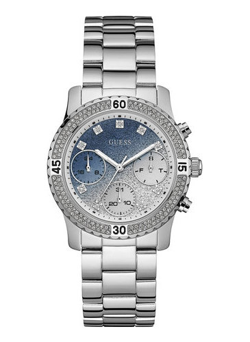 50% price 100% top quality details for Guess W0774L6
