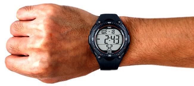 26def3c2ce6 Hodinky Q Q. Prodám hodinky Q Q . Nejlepší ceny v obchodě Ola.Market