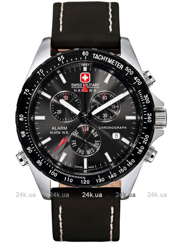 Swiss military hanowa watch instructions